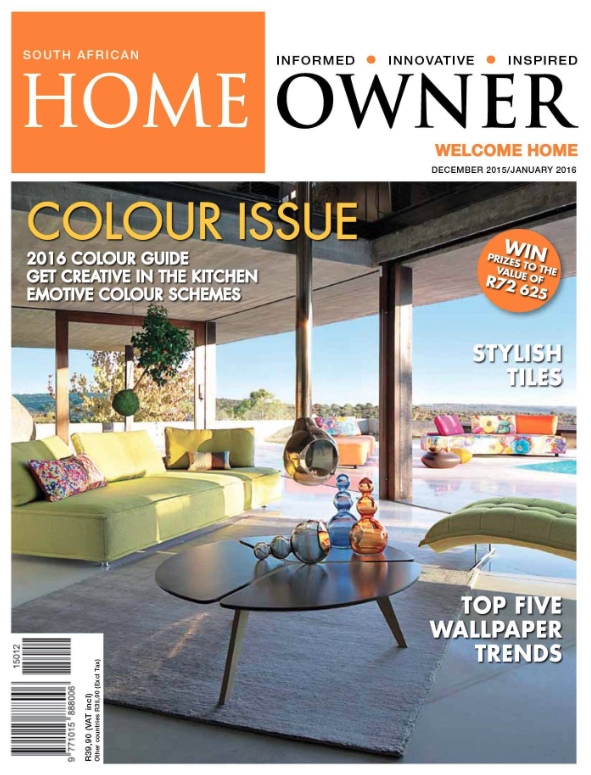 SA HomeOwner Dec/Jan2015 coverage