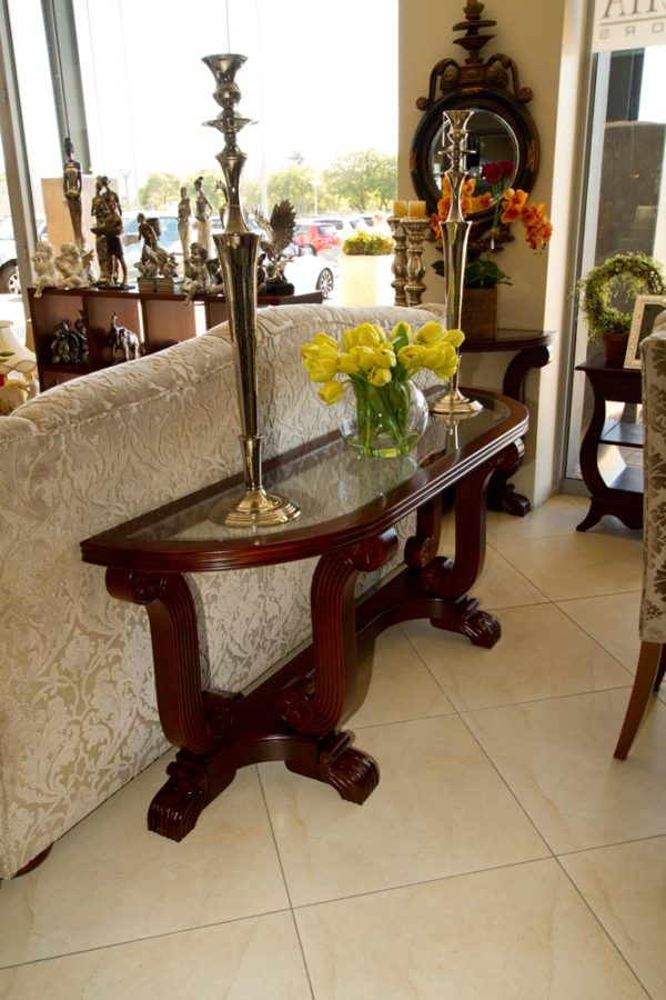 Low Christy Console