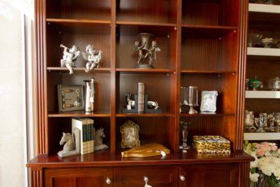 Spanish Bookcase